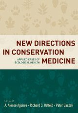 New Directions in Conservation Medicine
