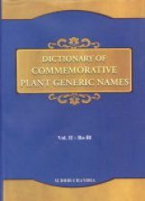 Dictionary of Commemorative Plant Generic Names, Volume 2: Ba-Bl