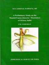 A Preliminary Study on the Mantid Fauna (Insecta: Mantodea) of Orissa, India