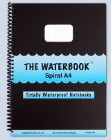 Spiral-Bound A4 Waterbook