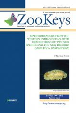 ZooKeys 197: Opisthobranchs from the western Indian Ocean, with descriptions of two new species and ten new records (Mollusca, Gastropoda)