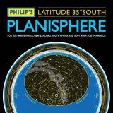Philip's Planisphere: Latitude 35° South