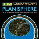 Philip's Planisphere: Latitude 32° North