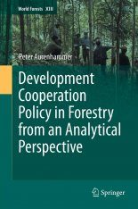 Development Cooperation Policy in Forestry from an Analytical Perspective