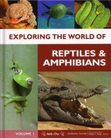 Exploring the World of Reptiles and Amphibians (6-Volume Set)