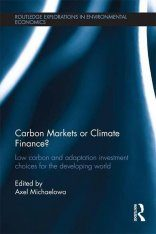 Carbon Markets or Climate Finance