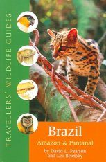 Travellers' Wildlife Guides: Brazil
