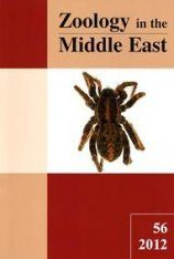 Zoology in the Middle East, Volume 56