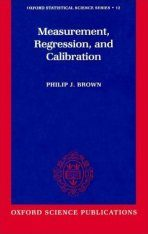 Measurement, Regression and Calibration