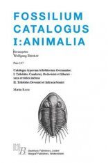 Fossilium Catalogus Animalia, Volume 147 [German]