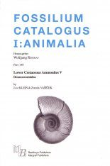 Fossilium Catalogus Animalia, Volume 148 [English]