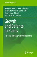 Growth and Defence in Plants