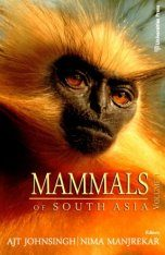 Mammals of South Asia, Volume 1