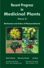 Recent Progress in Medicinal Plants, Volume 31: Mechanism and Action of Phytoconstituents