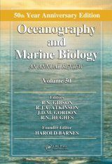 Oceanography and Marine Biology: An Annual Review: Volume 50