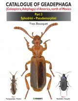 Catalogue of Geadephaga (Coleoptera, Adephaga) of America, North of Mexico, Part 3