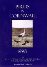 Birds in Cornwall 1998 (All Regions)