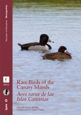 Rare Birds of the Canary Islands / Aves Raras de las Islas Canarias