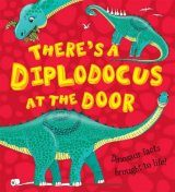 There's a Diplodocus at the Door!
