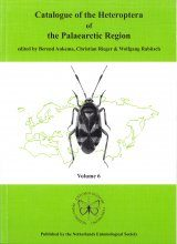 Catalogue of the Heteroptera of the Palaearctic Region, Volume 6: Supplement