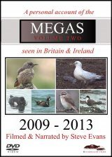 Megas Seen in Britain and Ireland, Volume 2: 2009-2013 (All Regions)