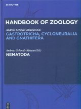 Handbook of Zoology: Gastrotricha, Cycloneuralia and Gnathifera, Volume 2