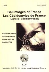 Gall midges (Diptera: Cecidomyiidae) of France - Les Cécidomyies de France