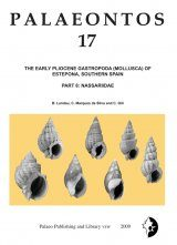 Palaeontos 17: The Early Pliocene Gastropoda (Mollusca) of Estepona, Southern Spain, Part 8: Nassariidae