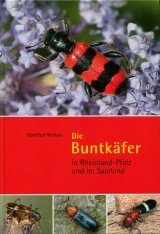 Die Buntkäfer in Rheinland-Pfalz und im Saarland (Cleridae) [The Checkered Beetles of Rhineland-Palatinate and Saarland (Cleridae)]