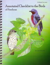 Annotated Checklist to the Birds of Honduras