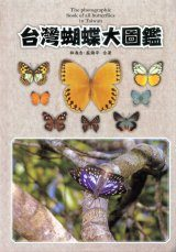 The Photographic Book of All Butterflies in Taiwan [Chinese]