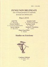 Fungi non Delineati 66: Studies on Entoloma
