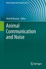 Animal Communication and Noise