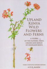 Upland Kenya Wild Flowers and Ferns