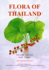 Flora of Thailand, Volume 11, Part 3