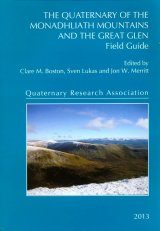 The Quaternary of the Monadhliath Mountains and the Great Glen