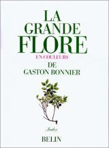 La Grande Flore en Couleurs de Gaston Bonnier, Index [The Large Flora in Colour by Gaston Bonnier, Index]