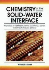 Chemistry of the Solid-Water Interface