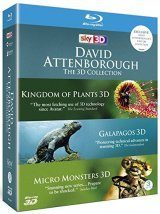 David Attenborough: The Collection (3D) (Region B)