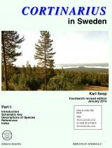 Cortinarius in Sweden (2-Volume Set)