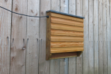 Wooden Heated Bat Box