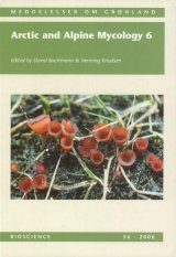 Arctic and Alpine Mycology 6