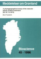 A Phytogrographical Study of the Vascular Plants of West Greenland (62 20'-74 00'N)