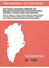 Late Triassic Continental Vertebrates and Depositional Environments of the Fleming Fjord Formation, Jameson Land, East Greenland