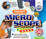 Nick Baker's Pocket Microscope