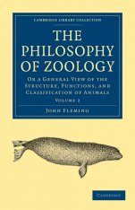 The Philosophy of Zoology, Volume 2