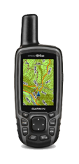 Garmin GPSMAP 64st with TOPO UK & Ireland Light