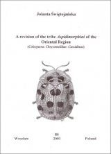 A Revision of the Tribe Aspidimorphini of the Oriental Region (Coleoptera: Chrysomelidae: Cassidinae)