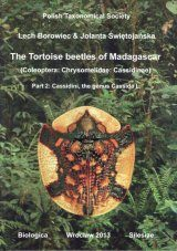 The Tortoise Beetles of Madagascar (Coleoptera: Chrysomelidae: Cassidinae), Part 2