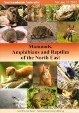 Mammals, Amphibians and Reptiles of the North East